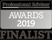 Professional Advisor Awards 2019 - Finalist